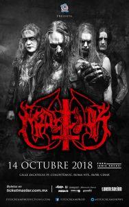 Marduk @ Indie Rocks