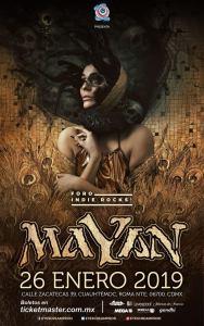 Mayan @ Indie Rocks