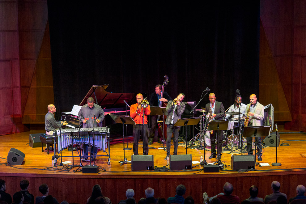 San Francisco Jazz Collective in performance