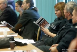Training course on Regulation (EC) 1/2005