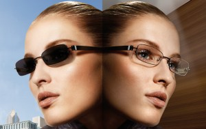 Self tiniting lenses by Zeiss