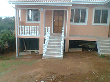 Building contractors & home renovations NN Homes, Durban KZN
