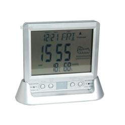Mini Digital Clock Hidden Camera Video Recorder-0