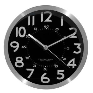 GSM Bug In Wall Clock Recording Device-0