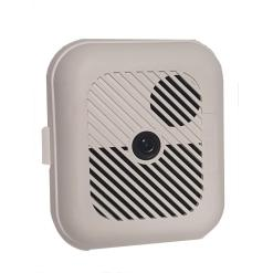 Smoke Alarm Concealed Security Camera 30 Days Battery Life-0