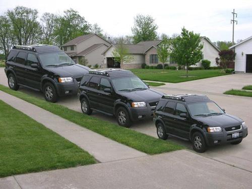 SUV Optical Illusion