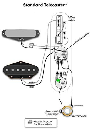 Tele Prewired Control Plate Chrome,US style Level Switch