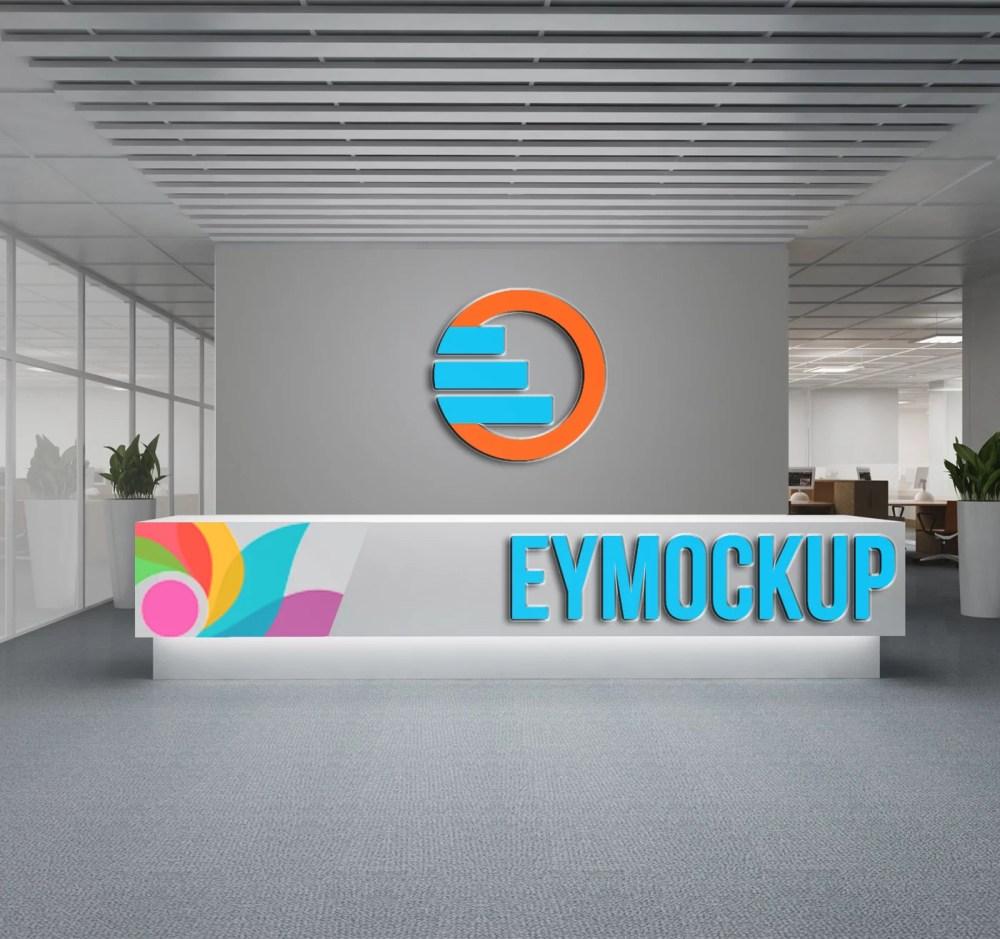 Company Brand Mockup