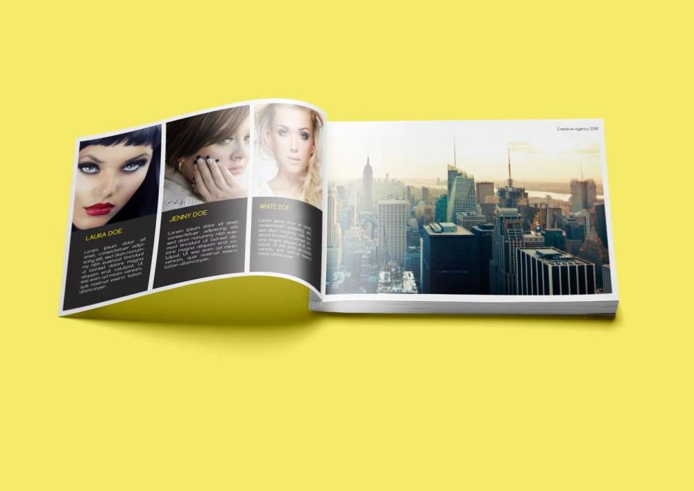 new Best Magazine Mockup