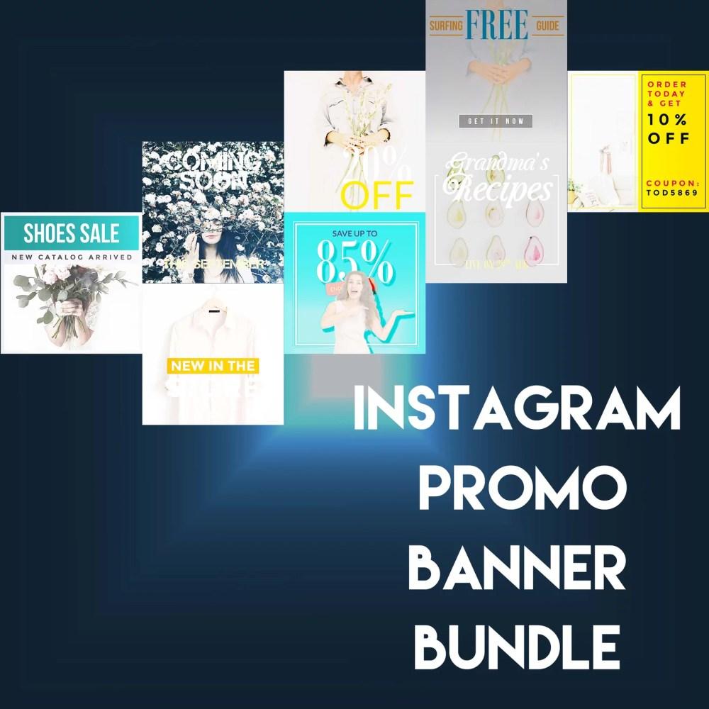 Creative Instagram Bundle