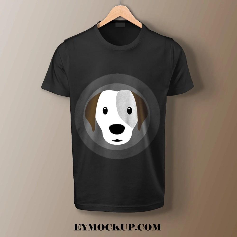 Doggy T shirt Art