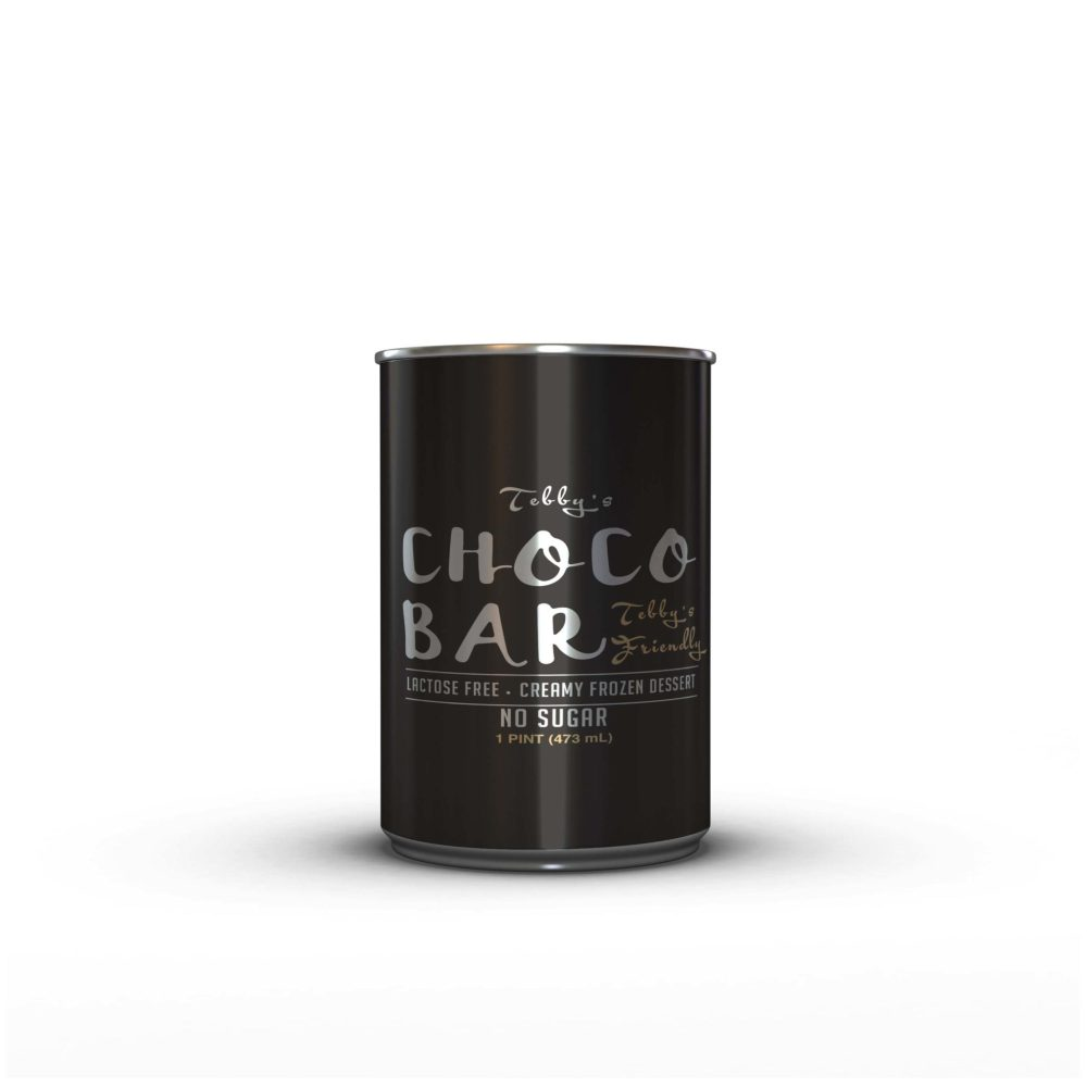 New Steel Can Mockup