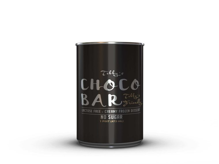 New Steel Paint Can Mockup