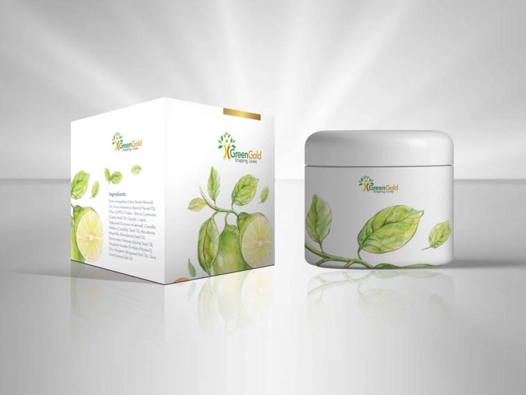 Prime Cosmetic Bottle Packaging Mockup