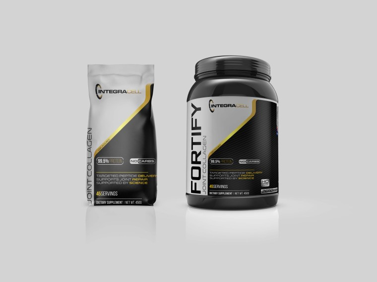 New Protein Packaging Mockup 2019