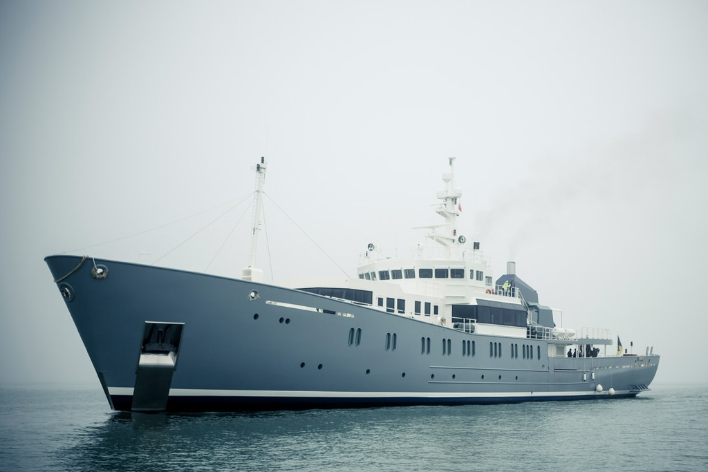 Expedition Yacht Charters EYOS Expeditions