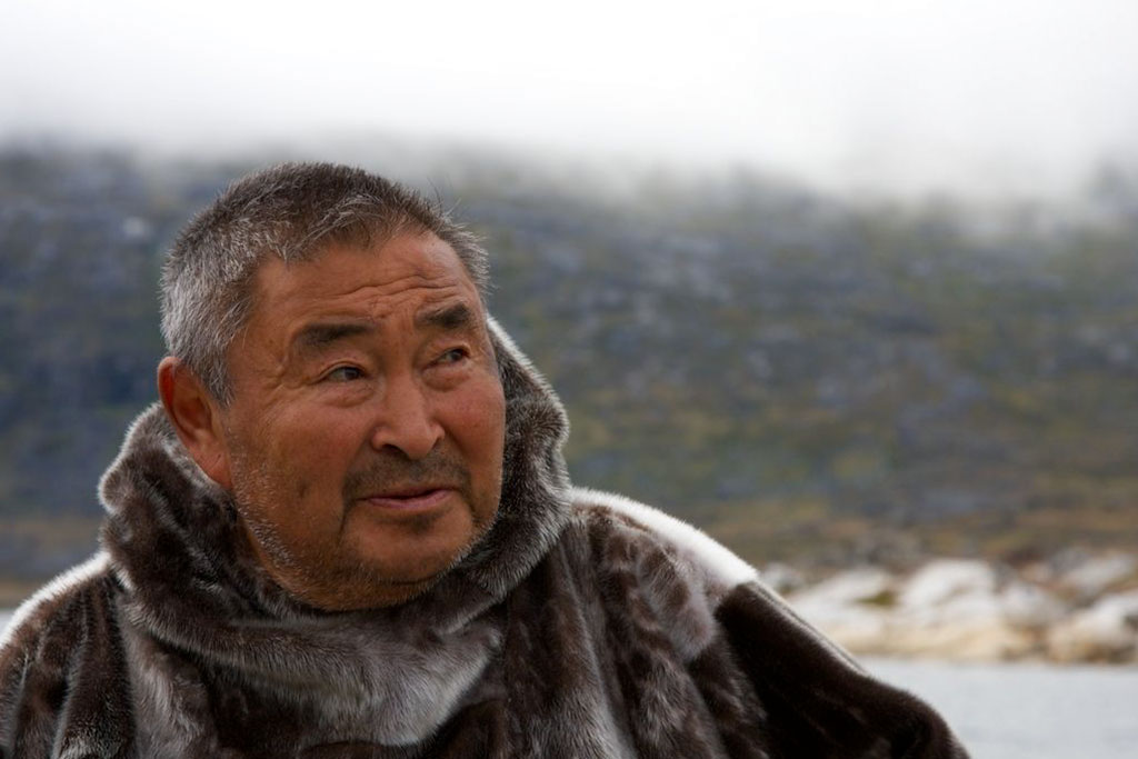 Go ashore to meet and learn from Inuit natives.