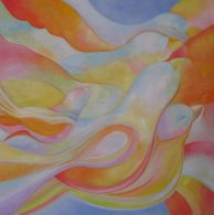 Lynne Grace and Caroline Liddington Art Exhibition: Saturday 30th June to Sunday 8th July