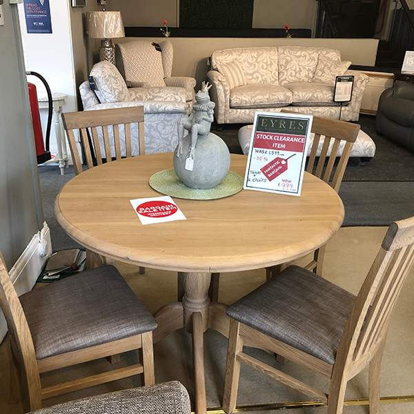 Extendable Dining Tables And Chairs Eyres