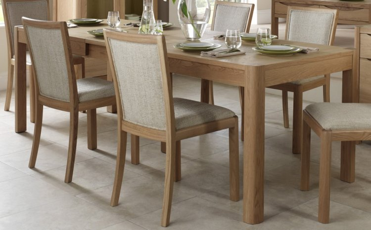 Stockholm 4 8 Extending Dining Table Eyres Furniture