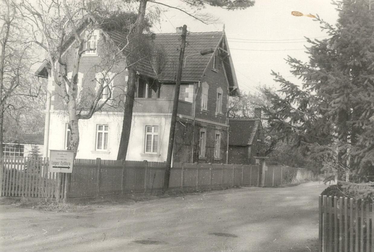 1984 Eckhaus zur Ziegelei