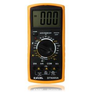 Digital LCD Multimeter best-DT9205A
