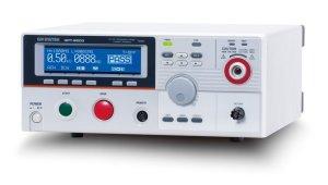 GW Instek GPT-9612 Withstanding VoltageInsulation Resistance Tester, 100VA AC Test Capacity