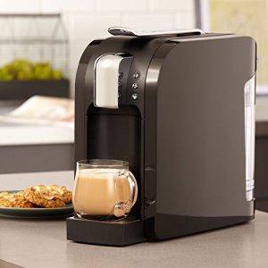 Starbucks Verismo Single-Cup Coffee and Espresso Maker 11023258 , Black