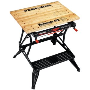 Black & Decker WM425-A Portable Project Center and Vise