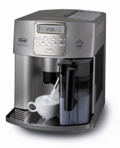 DeLonghi EAM3500 Magnifica Digital Super Automatic EspressoCoffee Machine