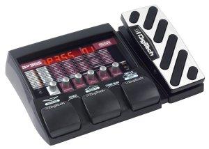 DigiTech BP355 Bass Guitar Multi-Effects Processor