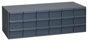 Durham 030-95 Gray Cold Rolled Steel Storage Cabinet