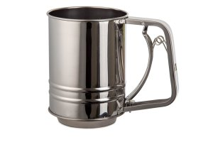 Kitchen Winners Stainless Steel Flour Sifter