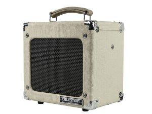 Monoprice 611705 5Watt, 1 x 8 Guitar Combo Tube Amplifier with Celestion Speaker