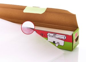 Parchment Paper With Sturdy Box