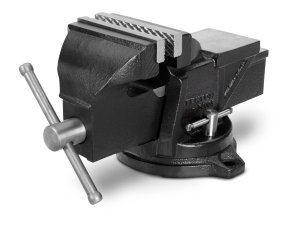 TEKTON 54004 4-Inch Swivel Bench Vise