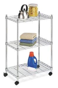 Whitmor 6056-344-N Supreme Cart