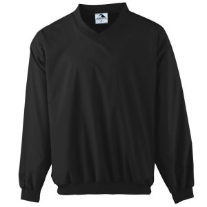 Augusta Sportswear MEN'S MICRO POLY WINDSHIRTLINED