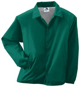 Augusta Sportswear Men's 3100 Coach Lined Jacket