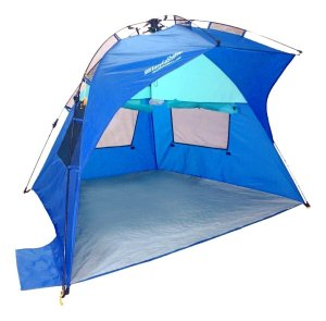 EasyGo Shelter - Instant Easy Up Beach Umbrella Tent Sun Sport Shelter
