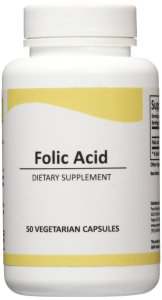 Folic Acid Supplement 800mcg - Daily Health Regimen & Prenatal Care for Women