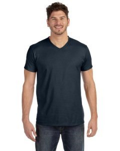Hanes Men`s Nano-T V-Neck T-Shirt