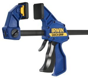 IRWIN Tools QUICK-GRIP SL300 Series Bar Clamp  Spreader, 18-Inch (518QCN)