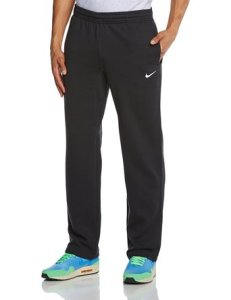 Nike Club Swoosh Men's Fleece Sweatpants Pants Classic Fit