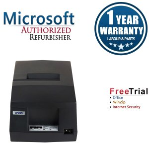 Refurbished- EPSON TM-U325D Black Receipt Printer