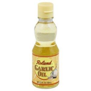 Roland Garlic Oil - 6.2 oz