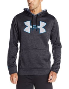 Under Armour Men's Big Logo Twist Hoodie