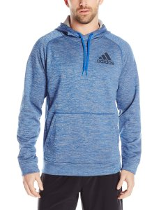 adidas Performance Men's Team Issue Fleece Pullover Hoodie