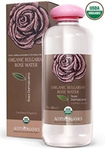 Alteya Organics USDA Organic Bulgarian Rose Water
