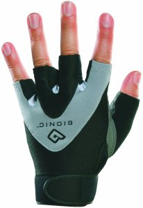 Bionic Men's StableGrip 12 Finger Fitness Gloves